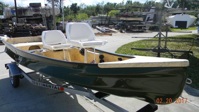 Custom-Gheenoe-Boats